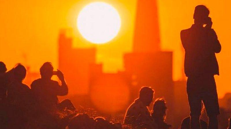 La OMM confirma que 2020 fue uno de los tres años más calurosos jamás registrados