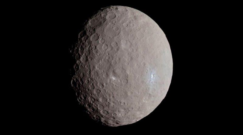 La órbita de Ceres, propuesta para crear un hábitat a gran escala