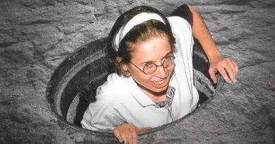 La mujer que pasó 131 días aislada a 100 metros de profundidad por la ciencia