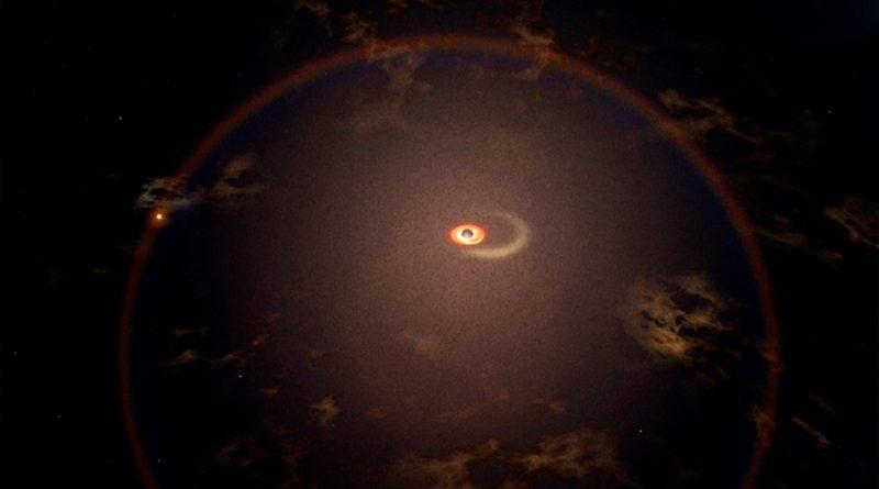 Hallan cuásar de hace 13 mil millones de años luz