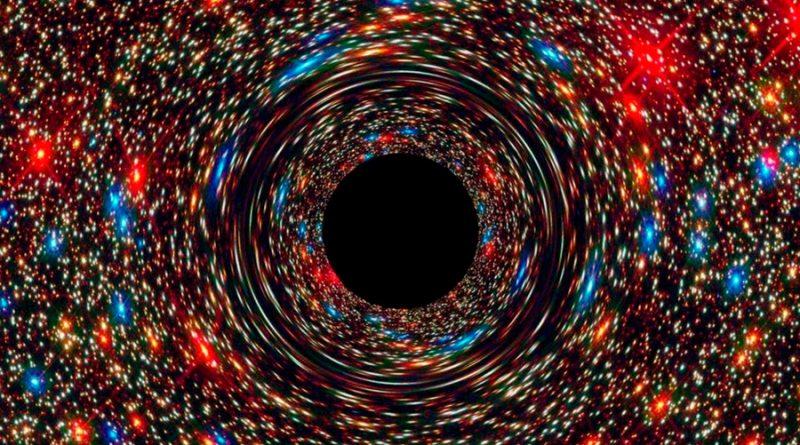 Sugieren la existencia de agujeros negros 10 mil millones de veces más grandes que el Sol