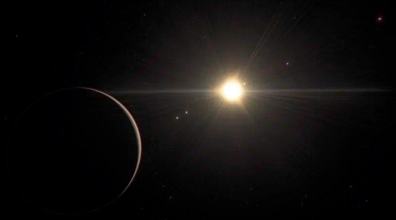 La danza de seis nuevos exoplanetas afina las teorías de la formación planetaria