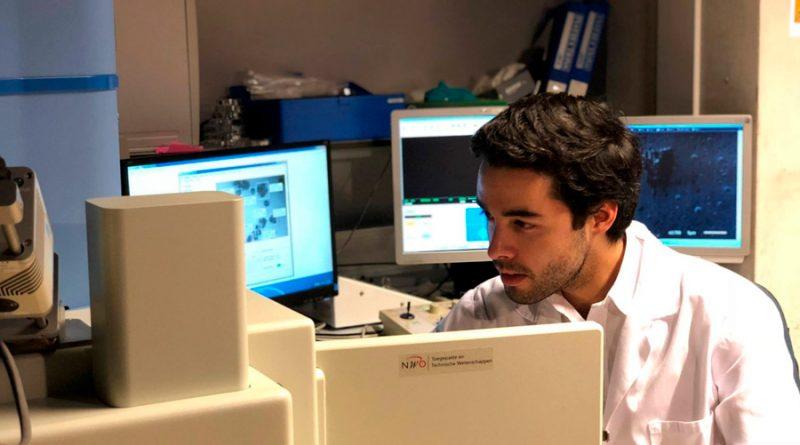 Conoce al mexicano que ayuda a la detección del cáncer en Países Bajos