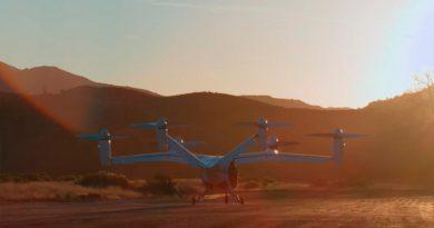 """La nueva apuesta de la NASA serán los """"taxis voladores"""""""