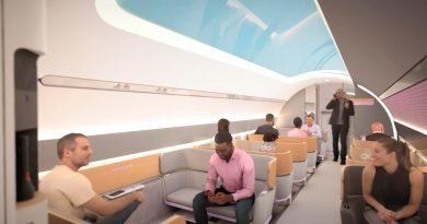 Así será viajar en Hyperloop en 2030