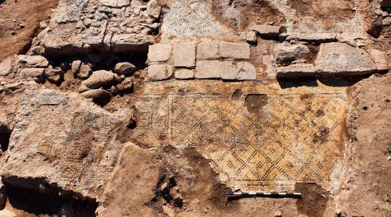 """Descubren en Israel una antigua inscripción que dice: """"Cristo, nacido de María"""""""