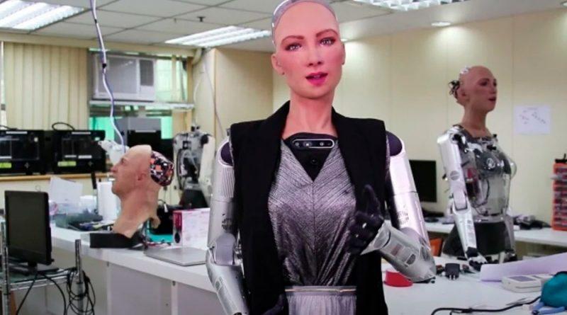 Sophia, la robot humanoide que ayudará a combatir el Covid-19