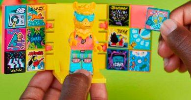Lego lanza VIDIYO, su propio Tiktok para niños