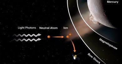 Primera observación del impacto de un meteoroide en otro planeta