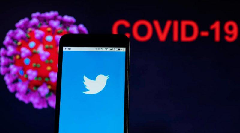 Así viajaba por Twitter el rastro de la covid-19 antes de que estallara la pandemia