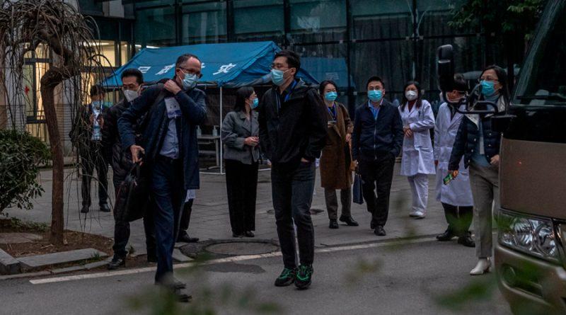 Miembro del equipo de la OMS en Wuhan no descarta que el origen del Covid-19 esté en un laboratorio
