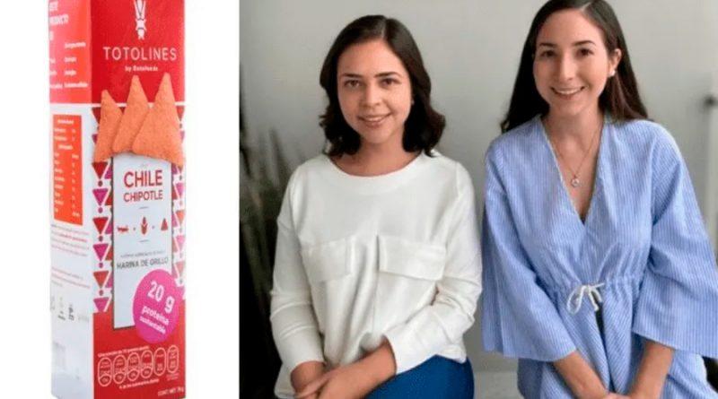 Estudiantes mexicanas crean alimento rico en proteína a base de chapulines