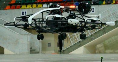 Llega el taxi volador, fabricado en Rusia y con bajas tarifas por kilómetro volado