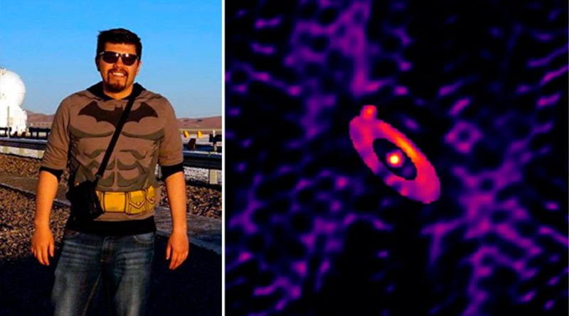 Interferometría, técnica poderosa que revolucionó la astronomía de alta resolución: Joel Sánchez Bermúdez