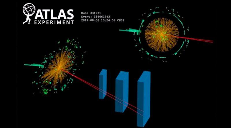 Hallan evidencia de una rara descomposición del bosón de Higgs