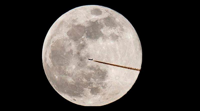 Rusia cooperará con China en la construcción de una estación espacial lunar
