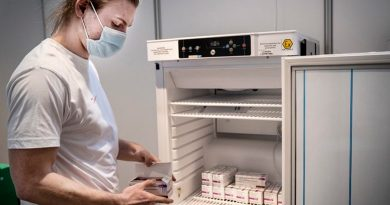 Covid-19: almacenamiento ultrafrío, un desafío para la distribución de la vacuna