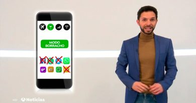 Crean un 'modo borracho' para móviles: restringe el acceso a aplicaciones cuando se está ebrio