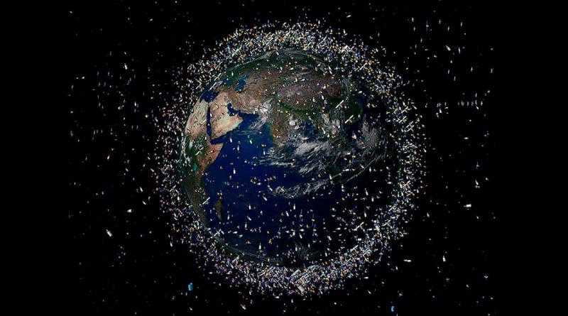 Alertan sobre el riesgo de la basura espacial y piden exploración sostenible