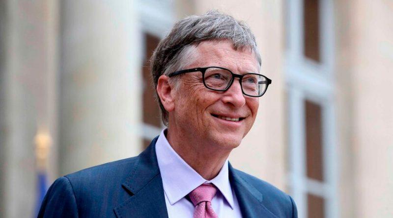 Bill Gates y su plan contra el cambio climático