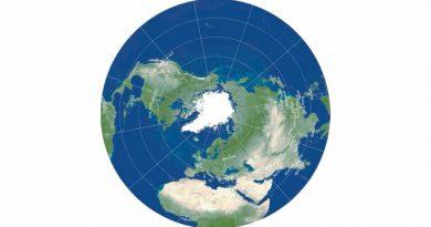 Investigadores crean el mapa plano más preciso de la Tierra