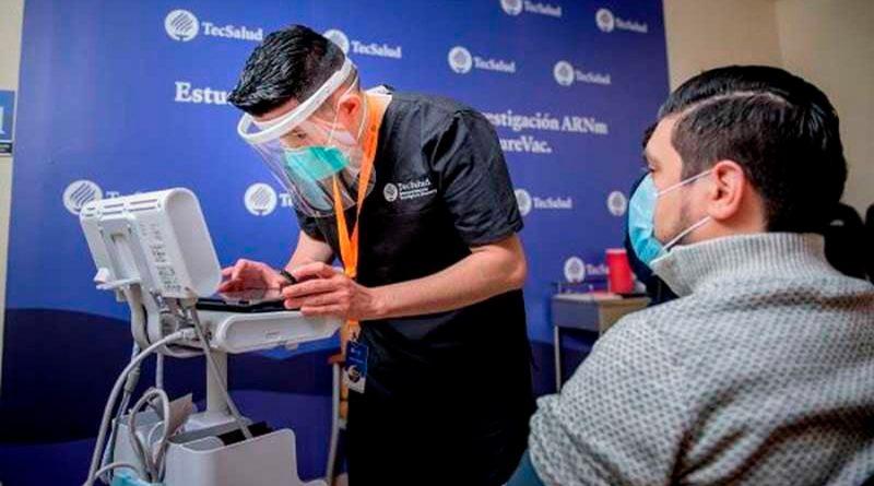 Sentí nervios y emoción: Ramiro, mexicano voluntario en ensayo clínico de CureVac