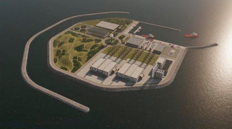La primera isla artificial energética del mundo