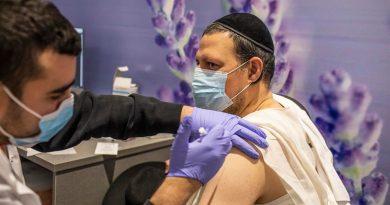 Un estudio en Israel apunta que la vacuna de Pfizer es efectiva al 85% con una sola dosis