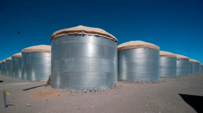 Detectan fuente galáctica de gran energía en observatorio mexicano