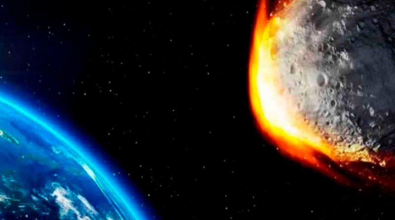 """""""Dios del caos"""": captan imágenes del enorme asteroide que se acerca a la Tierra"""