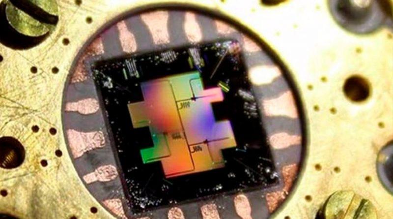 Nuevas reglas físicas probadas en una computadora cuántica