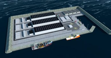 La isla artificial que proporcionará energía a Dinamarca