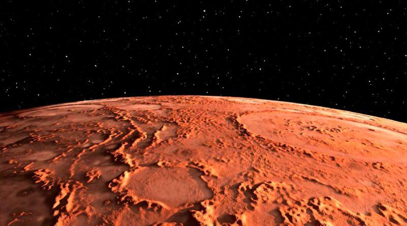 Conoce Jezero, el cráter de Marte que recorrerá el rover Perseverance