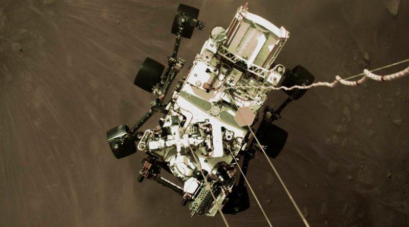 Así suena Marte: la NASA publica el primer audio real del planeta rojo