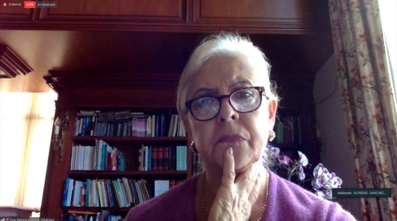 Es impensable que desaparezcan los órganos constitucionales autónomos: Patricia Kurczyn
