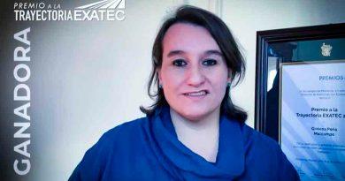 Gimena Peña, la mexicana que no olvidó su sueño y triunfó en Silicon Valley