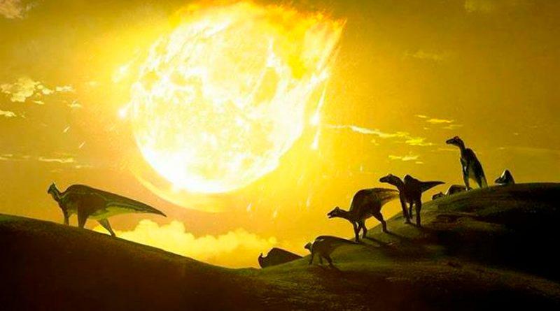 Iridio hallado en Chicxulub prueba que un meteorito acabó con los dinosaurios