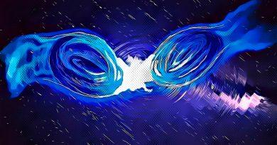 Fusión de estrellas de bosones probaría que existe la materia oscura