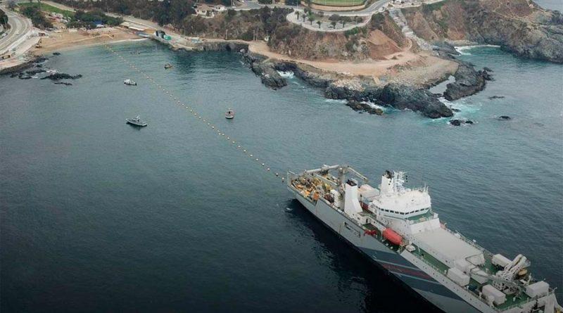 Buscan usar el millón de kilómetros de fibra óptica submarina como red sísmica