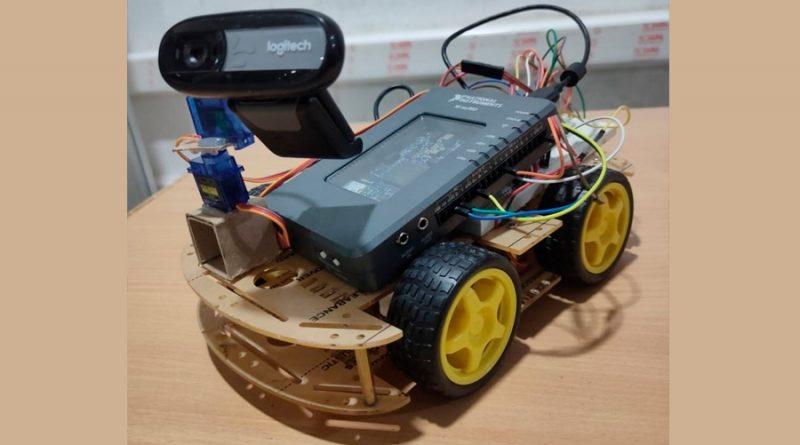 Un robot nos transporta virtualmente a donde no estamos