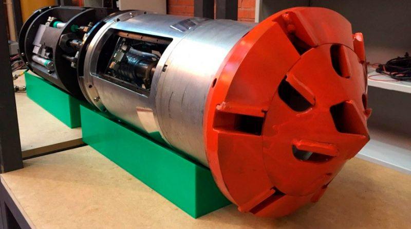 Crean un prototipo de robot subterráneo inteligente para entornos urbanos