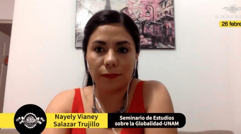 Los cuidados paliativos y el alivio al dolor se ignoran al evaluar la cobertura sanitaria universal: Nayely Salazar
