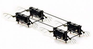 Drones inspirados en mosquitos logran destreza en vuelo insólito
