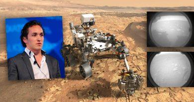Fernando Mier-Hicks: el mexicano que ayudó en brazo del robot en Marte