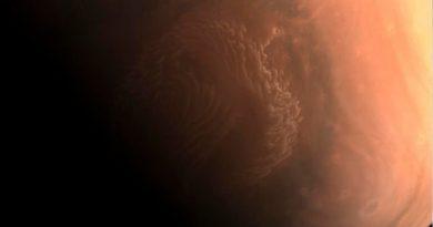 Primeras imágenes HD de Marte de la misión Tianwen 1 de China