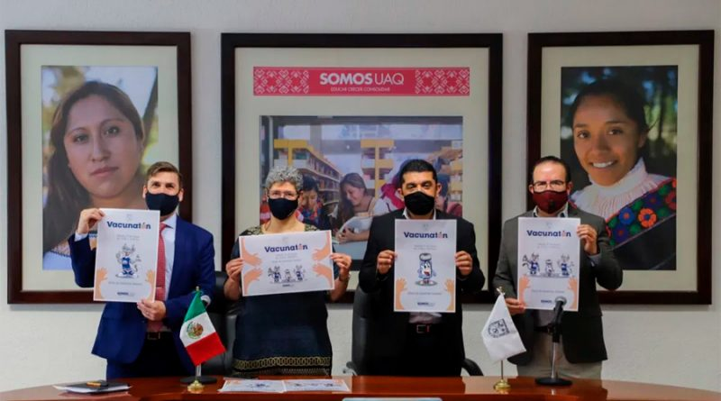 "Realizan ""Vacunatón"" para financiar proyecto de vacuna mexicana contra covid-19"