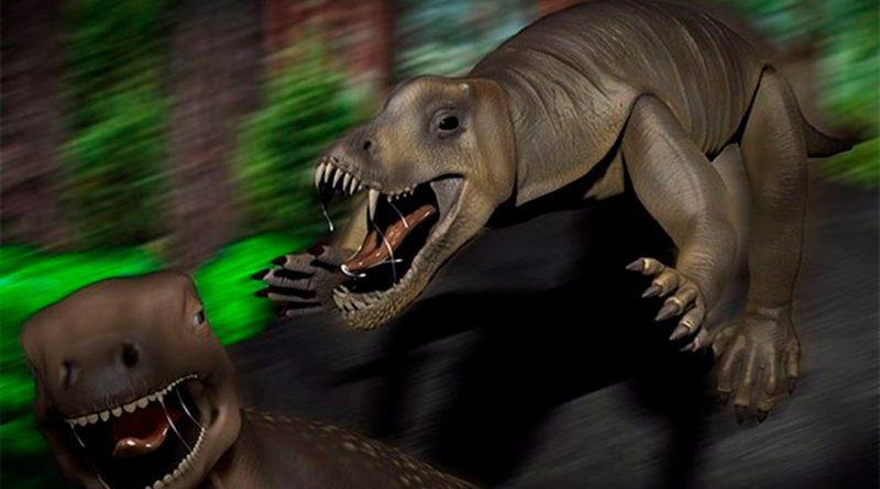 El pesado y lento Anteosaurus fue en realidad un feroz cazador asesino