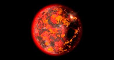 Ubican las primeras evidencias de actividad tectónica en un exoplaneta