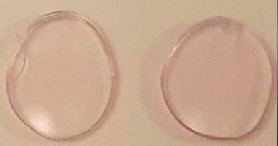 Investigadores crean unas lentillas con nanocompuestos de oro para el control del daltonismo