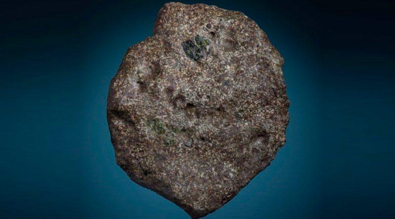 Un meteorito de un antiguo mundo perdido cayó en el Sáhara en 2020